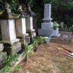 墓掃除で増える無縁墓を見るたびに先祖代々の墓について悩む
