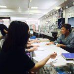 笑顔になる終活セミナー@大洲 柿見時計店さま