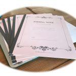 40代女性のためのエンディングノートの書き方講座